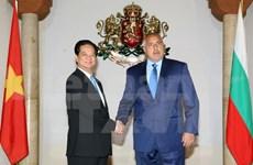 Vietnam et Bulgarie s'orientent vers un partenariat stratégique