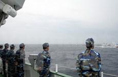 Négociations sur la délimitation de la zone maritime à l'extérieur du golfe du Bac Bo