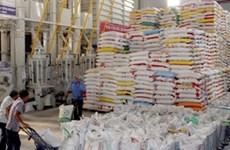 Riz: plus de 2 millions de tonnes exportées depuis janvier