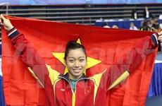SEA Games (J+3) : de nouvelles médailles en wushu et gymnastique artistique