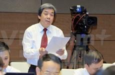 AN : avis de députés sur le développement socioéconomique