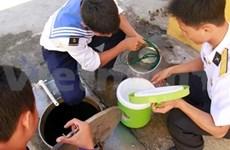 Dessalement de l'eau de mer à Truong Sa