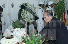 Phnom Penh : le Vietnam rend un hommage posthume au président Chea Sim