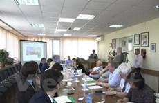 Une délégation du PCV assiste au congrès du parti chypriote