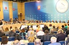 Le Vietnam participe au 17e Congrès mondial de la presse russe