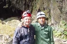 Spéléologie: Hô Khanh, découvreur de beautés souterraines