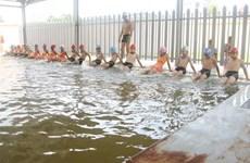 Les piscines prises d'assaut avec les vacances d'été