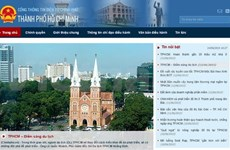 La page d'info de HCM-V sur le portail du gouvernement