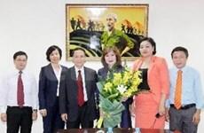 Presse : coopération entre l'AVI et la Montsame