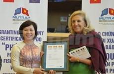 Conférence des officiels du commerce vietnamiens en Europe
