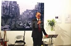Photo: John Ramsden plonge dans ses souvenirs de Hanoi