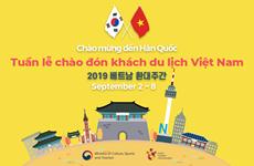 Semaine de bienvenue aux touristes vietnamiens en République de Corée