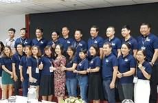 Présentation du club des anciens étudiants vietnamiens à l'étranger de Hô Chi Minh-Ville
