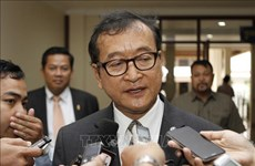 Le tribunal de Phnom Penh annonce une peine de prison contre le chef en exil du CNRP
