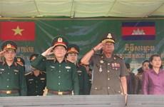 Vietnam et  Cambodge organisent un exercice conjoint de recherche et de sauvetage