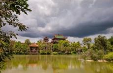 Visiter la plus belle pagode de la province de Binh Dinh