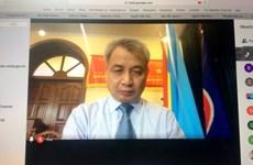 La communauté des Vietnamiens en Ukraine s'unit pour lutter contre le COVID-19