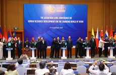 L'ASEAN souligne l'importance du développement des ressources humaines