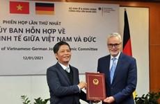 EVFTA - moteur important du renforcement des relations commerciales Allemagne-Vietnam