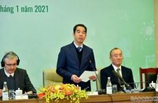 Table ronde sur la coopération face aux défis sanitaires