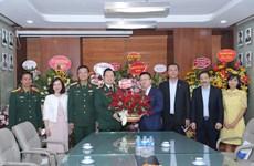 L'Agence vietnamienne d'information félicite le personnel du secteur de la santé
