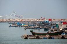 Le Canada condamne les actes chinois en Mer Orientale