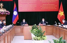 Renforcement de la coopération entre HCM-Ville et Vientiane