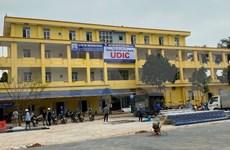 L'hôpital ambulant de Me Linh prêt à traiter des patients du COVID-19