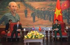 Défense: promouvoir la coopération entre le Vietnam et le Laos, le Cambodge, la Chine et la Russie