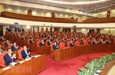 Clôture du 15e Plénum du Comité central du Parti du 12e mandat