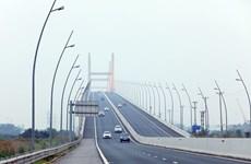 Autoroute Hai Phong-Quang Ninh: pivot pour développer le Triangle économique