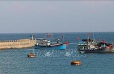 Services de logistiques de pêche à Truong Sa