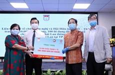 Coronavirus : les dons se multiplient à Hô Chi Minh-Ville