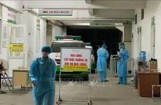 Coronavirus : le vice-PM Vu Duc Dam demande de redoubler de vigilance