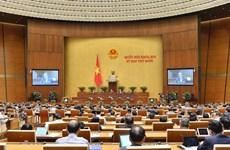 Les députés poursuivent leur débat sur la situation socio-économique