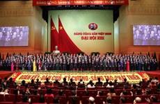 Des membres du CC du Parti du 13e mandat - Nguyên Phu Trong réélu Secrétaire général du CC du Parti