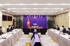 Le Vietnam appelle à un développement plus fort en Asie après le Covid-19