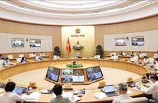 Le Premier ministre demande de trouver des solutions flexibles pour contrôler l'épidémie de Covid-19