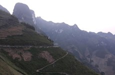 """La route """"Bonheur"""" - la route du patrimoine Ma Pi Leng"""
