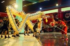 Festival national de danses de la licorne et du dragon de Da Nang 2019
