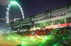 Le Vietnam à la Chingay Parade 2020 à Singapour