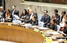 Le Vietnam achève son rapport sur le mois de présidence du Conseil de sécurité de l'ONU