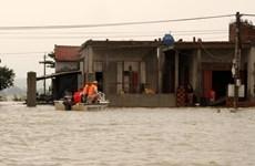 Des pluies torrentielles provoquent de graves inondations dans la région Centre