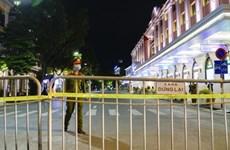 La rue piétonne de Hoàn Kiêm est à nouveau animée après la levée de l'ordre de distanciation sociale