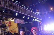 Un défilé de mode rappelle les souvenirs de Thang Long