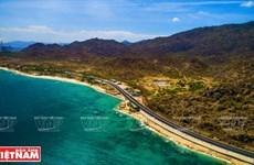 Le long de la plus belle route côtière du Vietnam