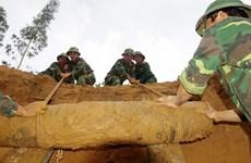 Le Vietnam s'efforce de surmonter les conséquences des bombes et des mines