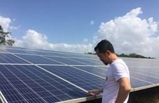 La BM aide le Vietnam à développer son industrie photovoltaïque