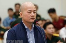 Le Tribunal militaire central va juger en appel  Dinh Ngoc He