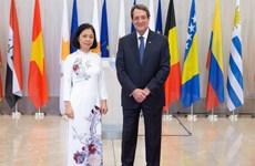 Le Vietnam attache toujours de l'importance à ses relations multiformes avec la République de Chypre